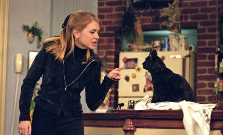 A Sabrina the Teenage Witch reboot is coming (with a big twist)