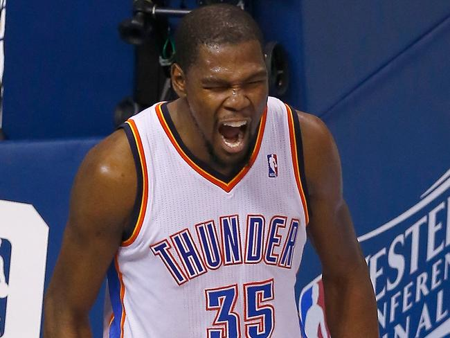 Could Kevin Durant do a LeBron by returning home to Washington?
