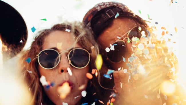 We were party friends, who thrived on a good time. Photo: iStock