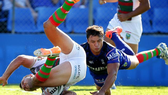 Beau Champion is to make the switch from the Rabbitohs to the Eels for season 2015. Picture Gregg Porteous