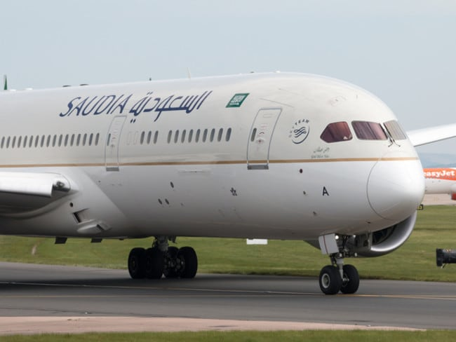 Saudia Airlines says it will refuse boarding to passengers who disobey its dress code.