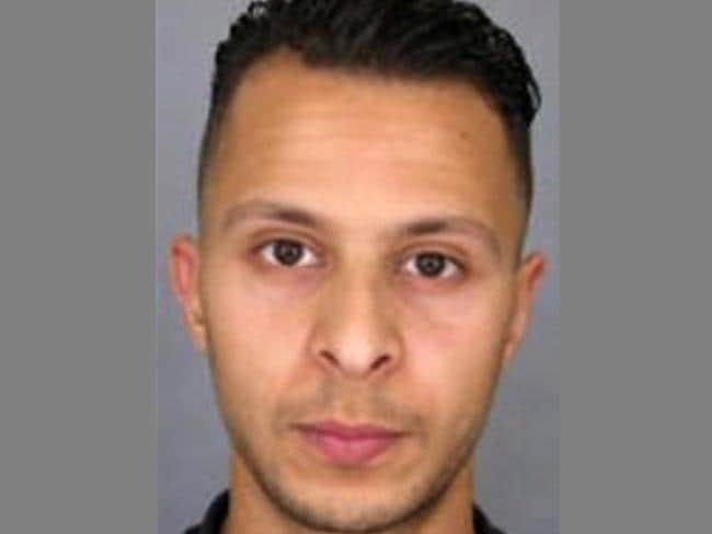 Top suspect ... France is working to have Salah Abdeslam extradited from Belgium. Picture: AFP/Police Nationale