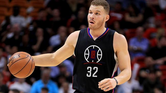 Blake Griffin #32 of the LA Clippers.