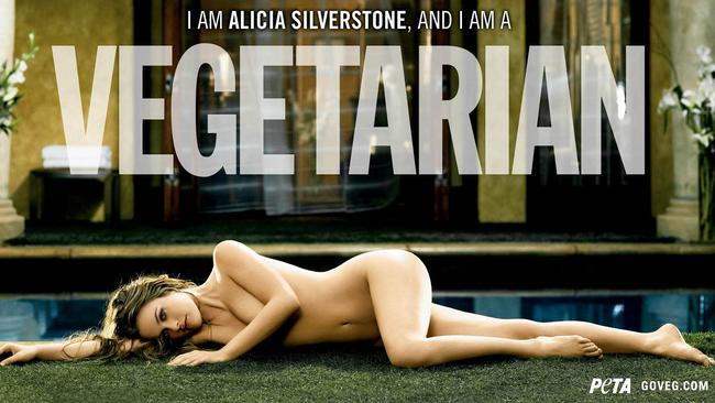 Alicia Silverstone has been a longtime supporter.