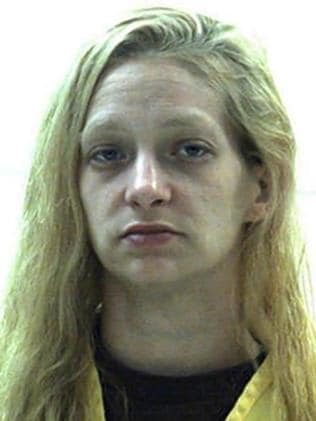 Danelle Geier, 32. Picture: Centre County Correctional Facility