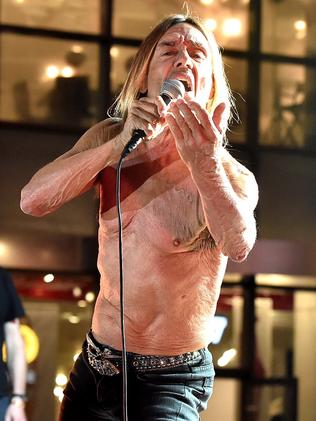 Turns out Iggy Pop's a Kylie fan