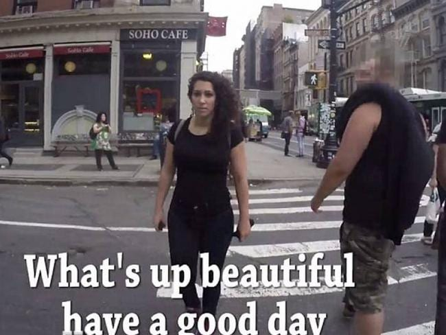 Shoshana Roberts was catcalled more than 100 times in one day in NYC. Many of the men Eleanor Gordon-Smith spoke to believed their catcalling was a compliment.