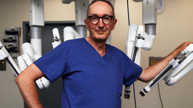 cultural context of robotic surgery Context of ambivalence that surgeons experience with regard to the manual   this dissertation is a cultural study of robot-assisted surgical technologies,.