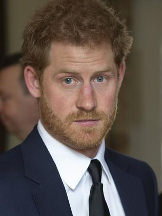 Prince Harry is dating Meghan Markle. Picture: AFP.