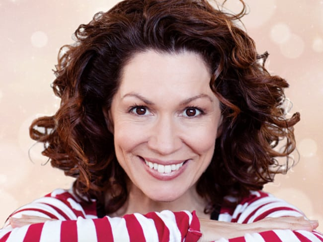 Another face from The Project ... Comedian Kitty Flanagan joins Charlie Pickering on The Weekly.