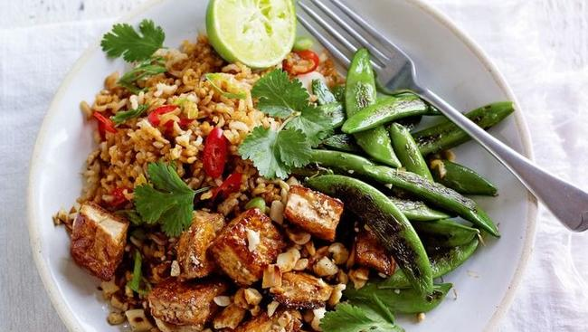 Stir-fry is a healthy, family favourite for a reason. Source:delicious.com.au