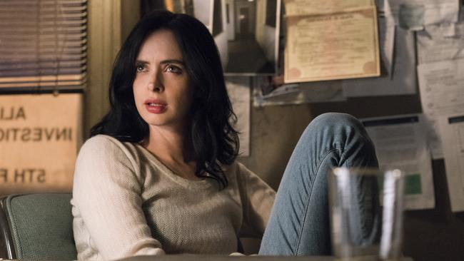 Never underestimate Jessica Jones.