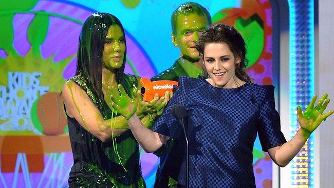 Kristen Stewart Kids Choice Awards