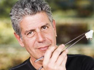 Undated : Anthony Bourdain