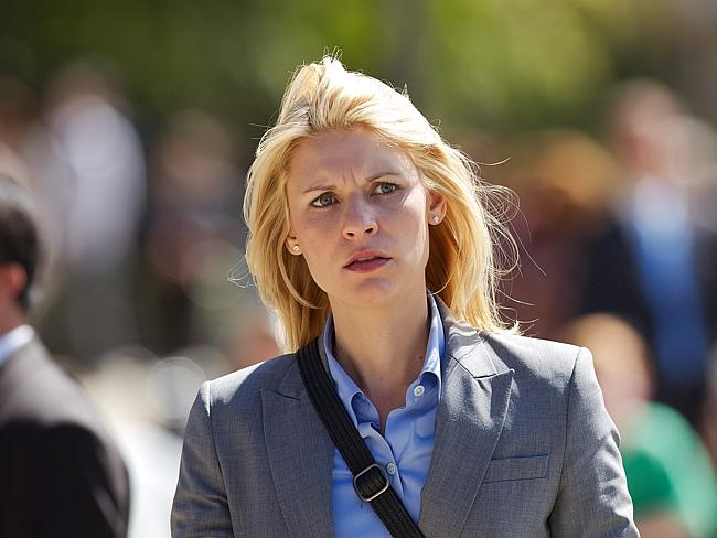 Australian spies aren't recruited by a tap on the shoulder like Carrie Mathison was in...