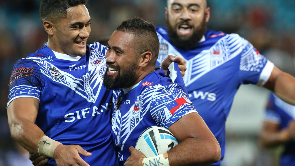Samoa coach Matt Parish calls on all NRL clubs to release ...