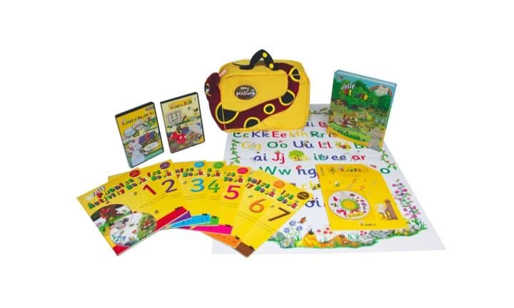Games and toys to help make reading fun