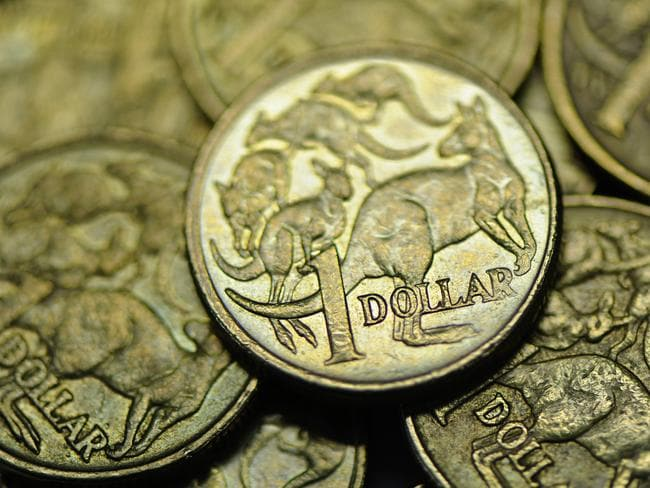 The Australian dollar is has been trading higher against the US dollar after weak economic data in the US last week.