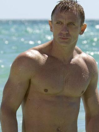 Daniel Craig as James Bond. Picture: Supplied