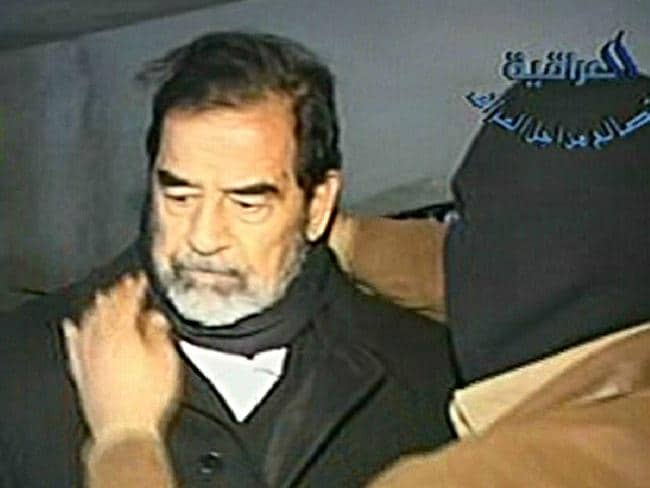 into the mind of a dictator saddam hussein Saddam hussein should have been left to run iraq, says cia officer who interrogated him  a former cia officer who interrogated iraqi dictator saddam hussein after he was captured by coalition.