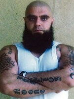 Brothers For Life Blacktown chapter leader Farhad Qaumi. He considered joining a bikie gang while inside Supermax prison. Instead he got out and formed his own crew.