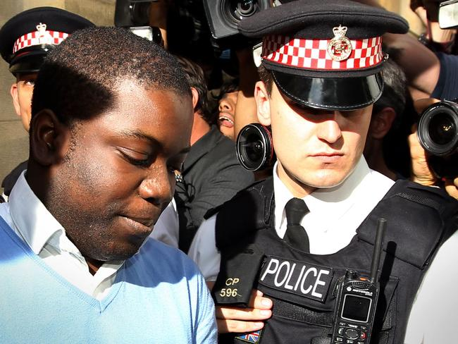 UBS equities trader Kweku Adoboli faced trial for a $2 billion fraud at banking giant UBS.