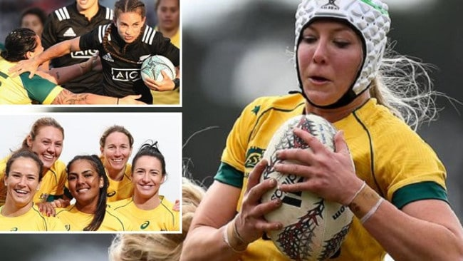 The Wallaroos have never won a women's rugby World Cup. The New Zealanders are four time winners.