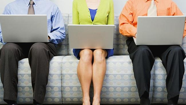 Rather than telling people about your skills, use actual examples to show them. Picture: Thinkstock.