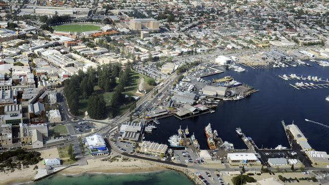 Fremantle's median rents dropped $20 to $530 in the June quarter, according to REIWA data. Picture: File image