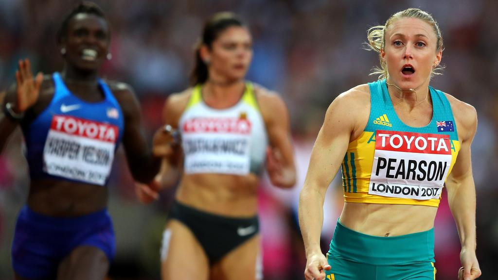 Sally Pearson has now won more global medals than Cathy Freeman.