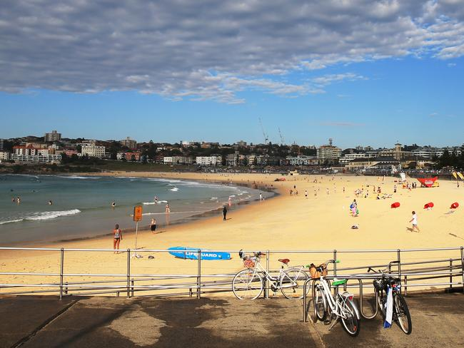 Beachfront pad in North Bondi: Morello now has property in several price brackets. Picture: Toby Zerna