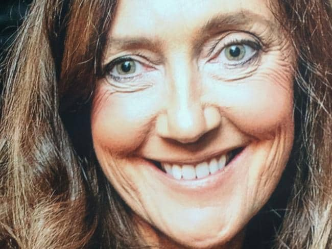 Police are searching bushland near where Karen Ristevski went missing.