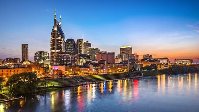 Growing Up in the Streets of Nashville Tennessee