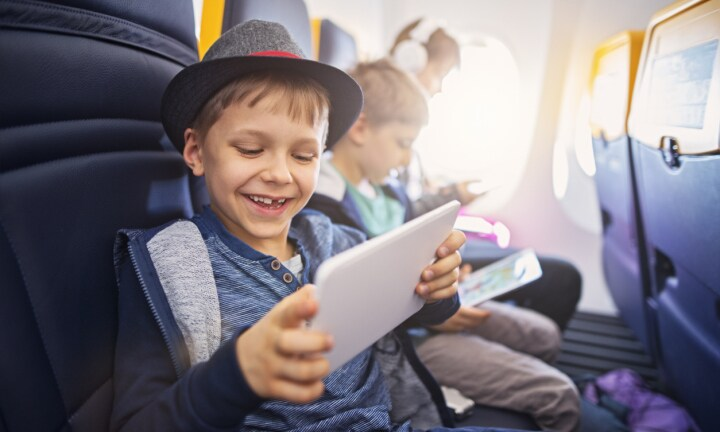 Frequent flyers: The best airlines for kids revealed