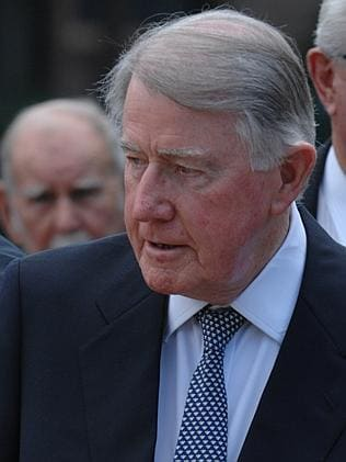 Neville Wran in his later years.