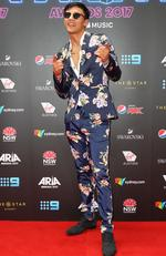 Tai arrives for the 31st Annual ARIA Awards 2017 at The Star on November 28, 2017 in Sydney, Australia. Picture: Lisa Maree Williams/Getty Images for ARIA