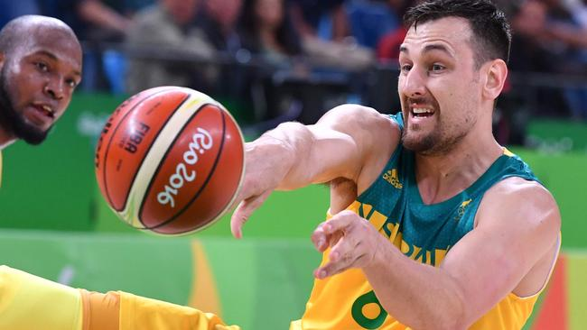 Australia's Boomers overwhelm Lithuania in quarterfinals