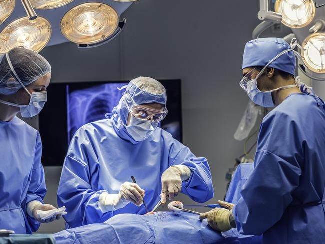 The majority of out-of-pocket expenses come from anaesthetists, additional surgical assistants, and last-minute medical imaging. Picture: iStock