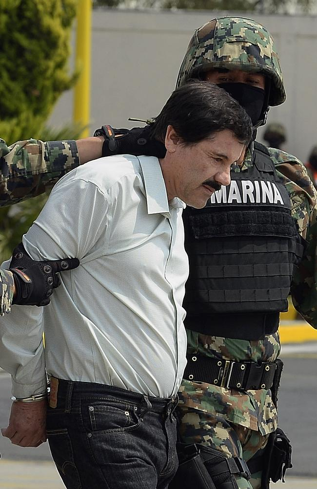 The Sinaloa cartel leader — the most wanted by US and Mexican anti-drug agencies — was arrested early this morning by Mexican marines at a resort in Mazatlan, northern Mexico.