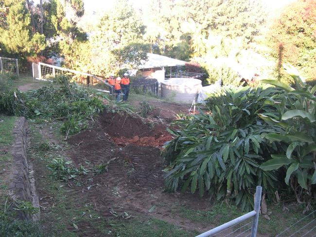 Buying Property With Pipeline Easement