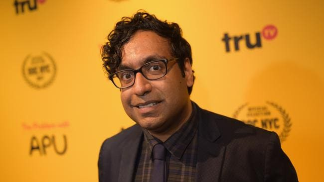 Comedian Hari Kondabolu said he has been taunted with Apu's portrayal over 30 years. Source: Jason Kempin/Getty Images.