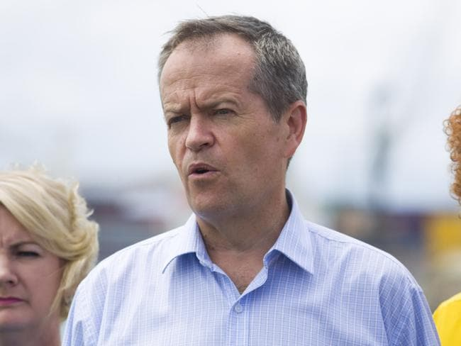 Bill Shorten has seized on Malcolm Turnbull's six-month anniversary in the top job to launch a stinging attack on his record of achievement. Picture: AAP Image/Andrew Rankin