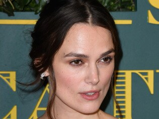 LONDON, ENGLAND - DECEMBER 03: Keira Knightley attends the London Evening Standard Theatre Awards at the Theatre Royal on December 3, 2017 in London, England. (Photo by Stuart C. Wilson/Getty Images)