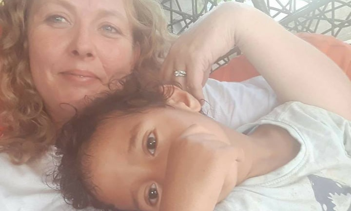 Australian mum and three-year-old-son tragically murdered in Kiribati