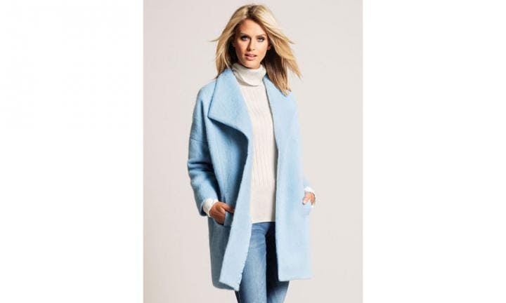 Winter coats to flatter every body shape