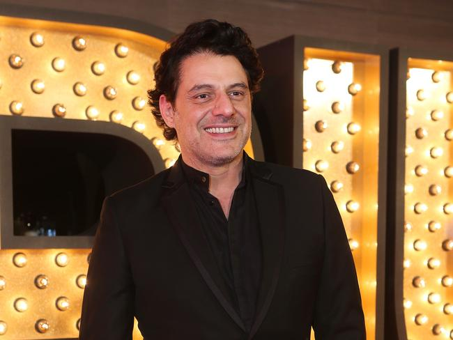 Red carpet invitations don't pay the bills for Vince Colosimo. Picture: Julie Kiriacoudis