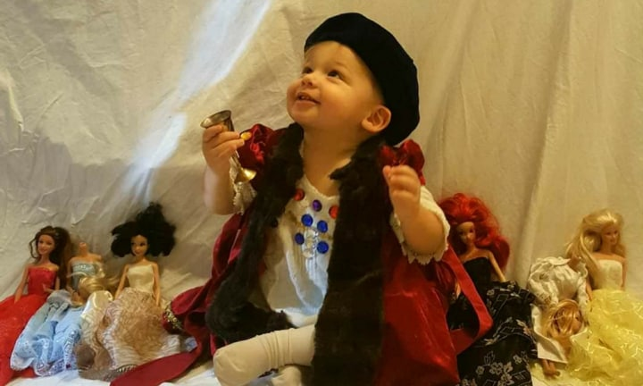 'Inappropriate' costume gets toddler disqualified from competition