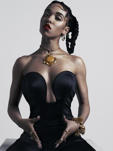 """I just wanna talk about the music,"" says FKA Twigs."