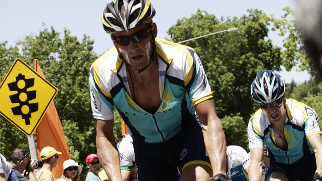 After years of denial, seven-time Tour de France champion Lance Armstrong fessed up to taking drugs.