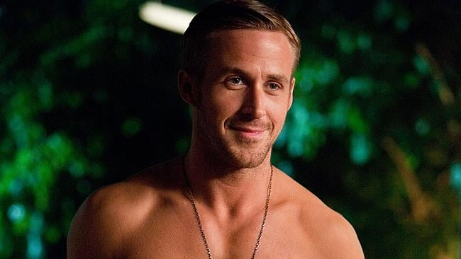 Some people have a face that only a mother could love, but Gosling's got a face that every mother loves.